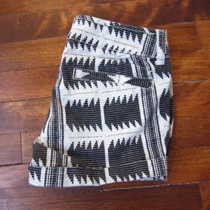 American Eagle Outfitters Shorts - American Eagle Outfitters - Aztec Print Shorts